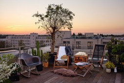 Billy-Wilder-Promenade für Freunde von Freunden/Ziegert Immobilien; Styling: Linda Ehrl