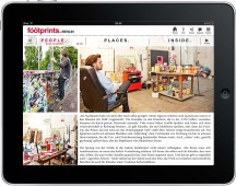 Mark Scherer, Falke eMagazine - Berlin